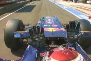 F1 2010年 ハンガリーGP 決勝