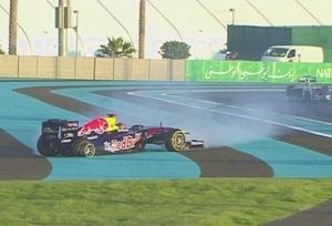 F1 2011年 アブダビGP 決勝