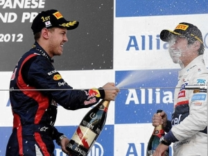 F1 2012年 日本GP 決勝