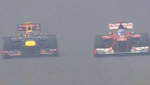 F1 2012年 インドGP 決勝