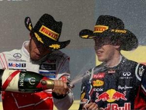 F1 2012年 アメリカGP 決勝