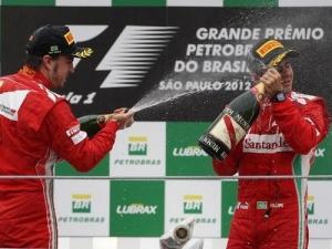 20121126 F1 2012年 ブラジルGP 決勝-3