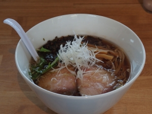 湖麺屋 Reel Cafe @山中湖 5回目-2