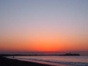 2月1日の朝陽-2