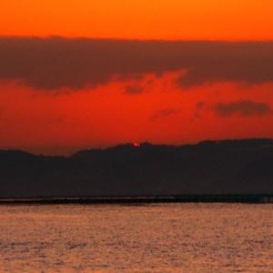 2月1日の朝陽-3