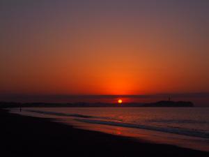 2月1日の朝陽-4