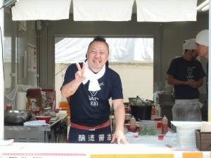 饗 くろ喜@東京ラーメンショー02