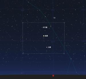 金星・火星と天王星 其の2-1