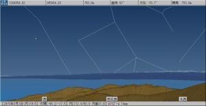 金星・火星と天王星 其の2-2