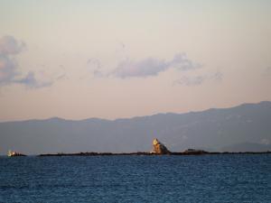 三が日の朝は海岸で-04