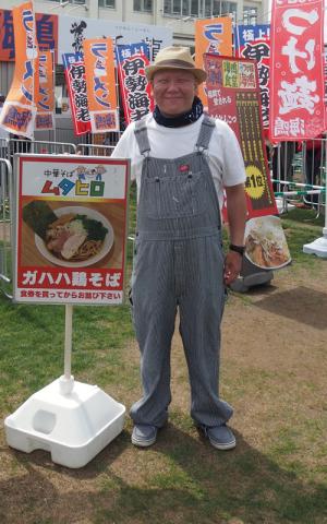ムタヒロ@最強ラーメンFes, 町田-2