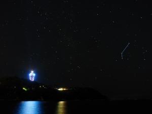片瀬漁港から撮って見た-10
