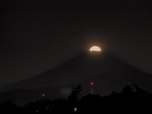 未明のパール富士