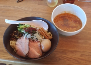 湖麺屋 Reel Cafe @山中湖 22回目-2