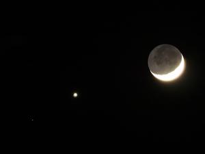 20170102 月と金星-2