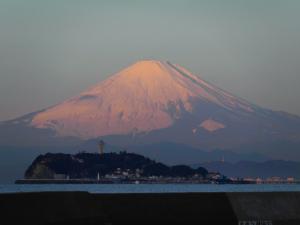 早朝の富士山-02
