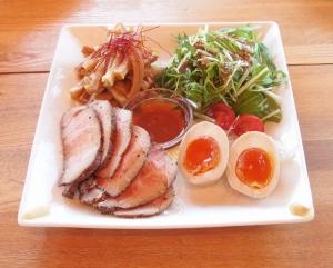 湖麺屋 Reel Cafe @山中湖 25回目-06