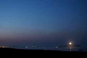 明るい金星を撮って見た-2