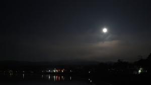 山中湖からのパール富士?_03
