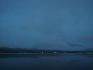 山中湖からのパール富士?_05