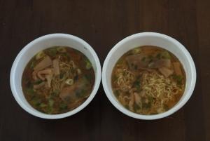 蔦のカップ麺 垂直試喰-3