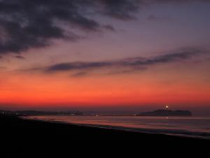 早朝の海岸で撮って見たⅡ-02