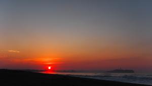 早朝の海岸で撮って見たⅡ-03
